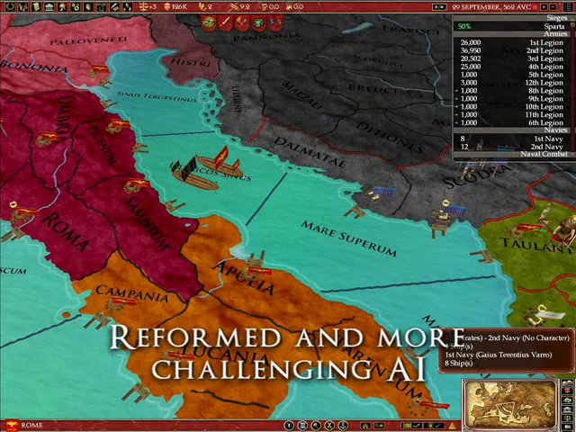 Europa Unioversalis: Rome-Vae-Victis-Trailer
