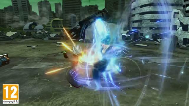 DLC Pack 4: SSGSS Vegito Moveset