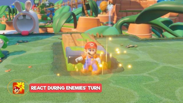 Charakter-Vorstellung: Mario