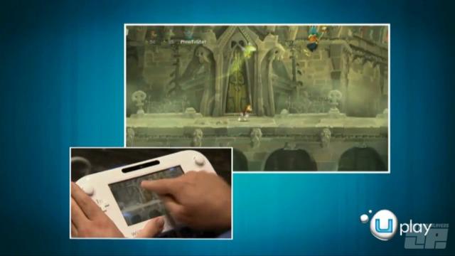 E3 Wii U-Spielszenen