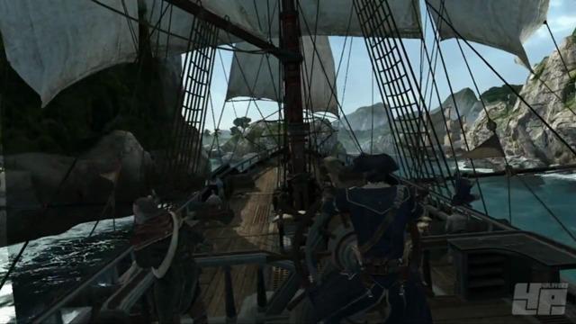 E3 Schiff-Spielszenen