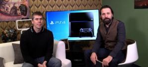 Micha und Jörg diskutieren über die aktuelle Dominanz der PlayStation 4