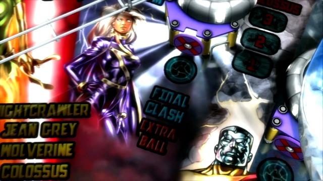 X-Men-Table
