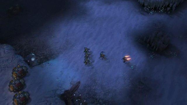 BlizzCon 2008 - Spielszenen, Teil 1