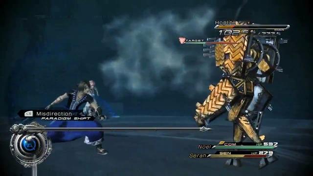 Enhanced Battle System