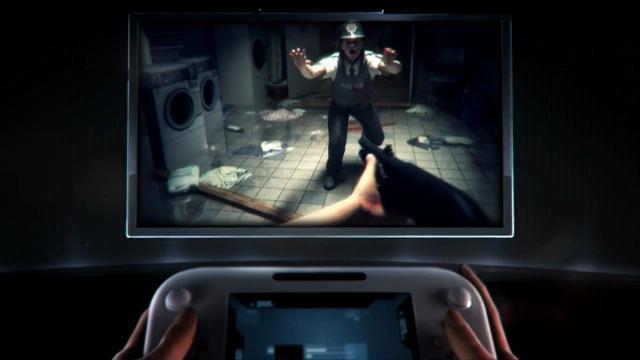 Wii U Controller-Trailer