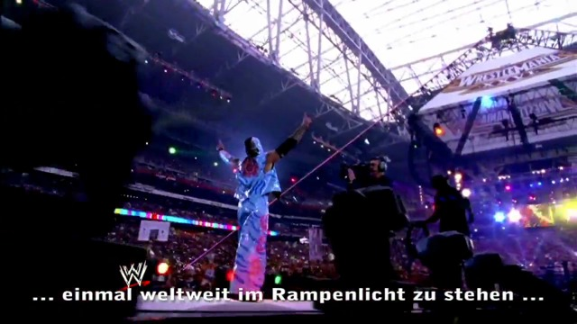Road to WrestleMania-Trailer