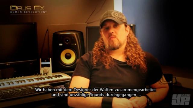 Behind 2027: Sound und Musik