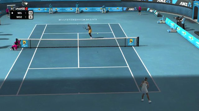 Williams vs. Wozniacki