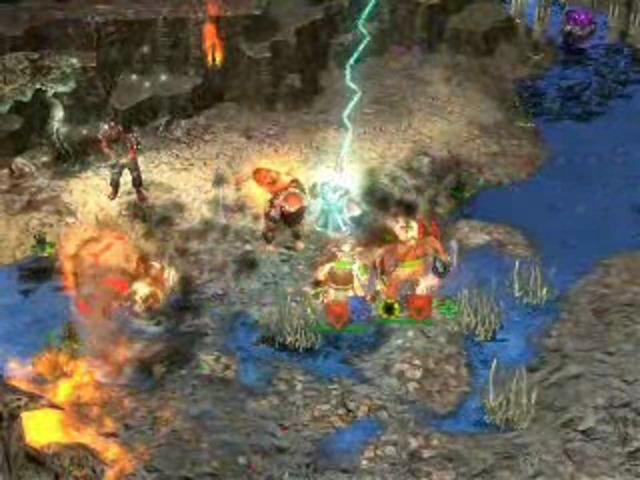Spielszenen Multiplayer