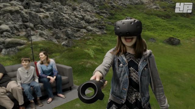 Vergleich Oculus Rift vs HTC Vive
