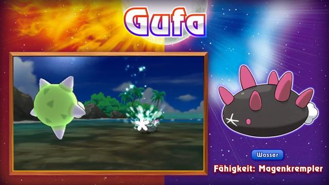 Neue Pokémon und Gegenspieler