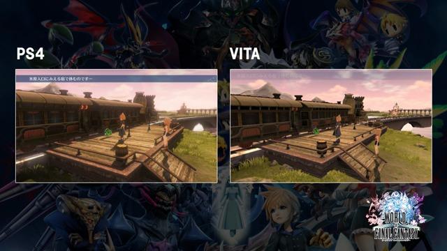 Vergleich: PS4 vs. PS Vita #2