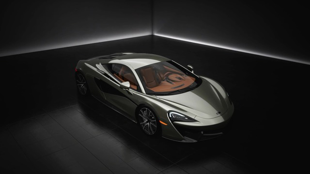 McLaren 570S-Techdemo