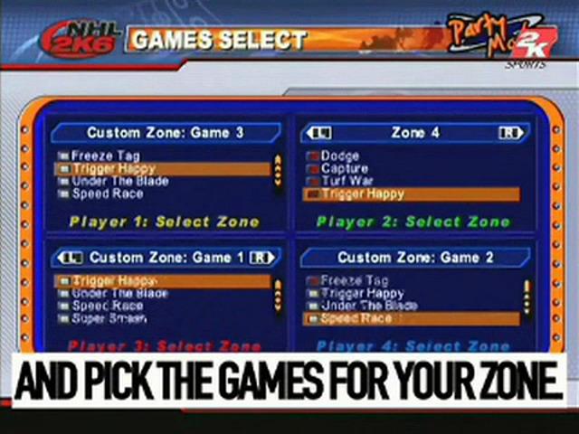 Zone Mode