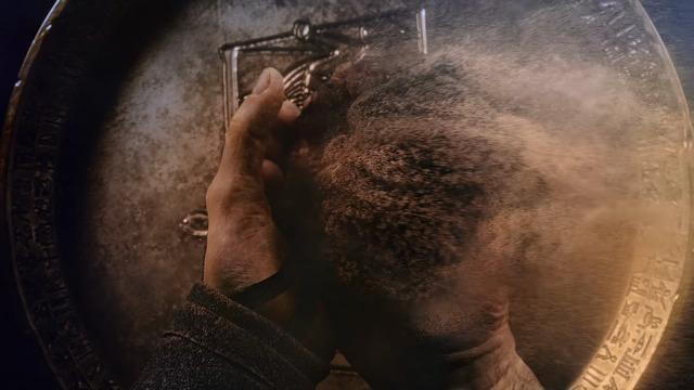 Cinematic-Trailer: Sand