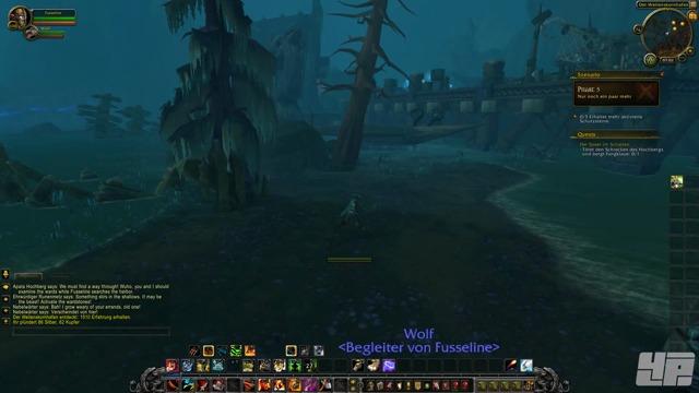 Alpha-Spielszenen: Talonclaw (Jäger - Überleben)