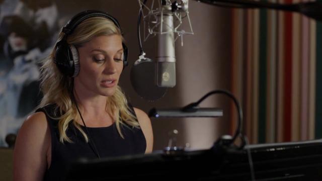 Voice Recording mit Katee Sackhoff