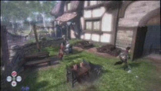 E3-Spielszenen 2008 (MS Pressekonferenz)