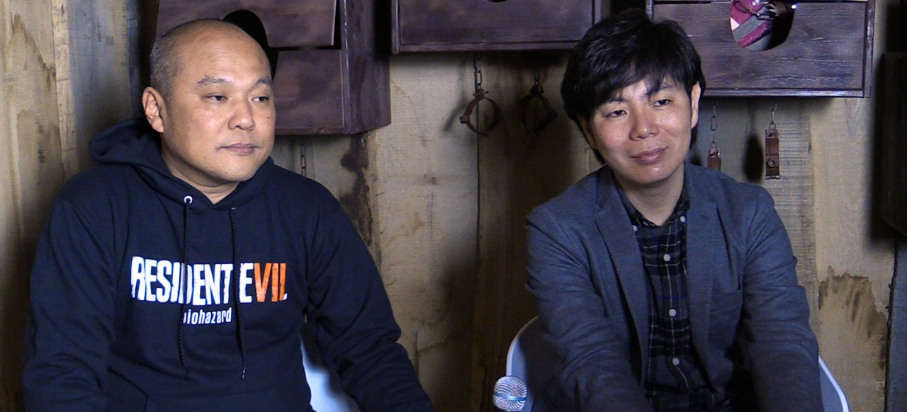 Capcoms Producer Kawata und Director Nakanishi im Gespräch mit 4Players
