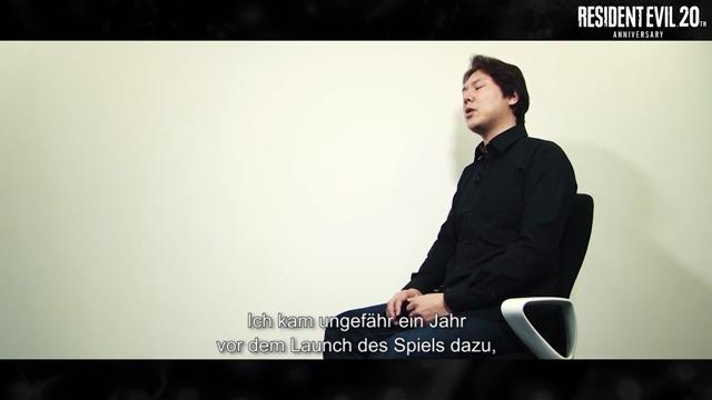 20 Jahre Resident Evil - Interview mit Hiroyuki Kobayashi