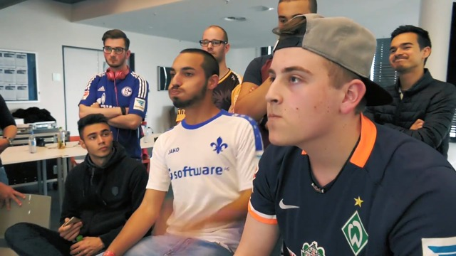 Virtuelle Bundesliga: Finale-Highights