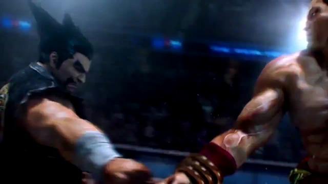 We are Tekken-Trailer