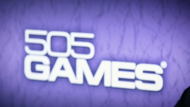 Partnerschaft mit 505 Games