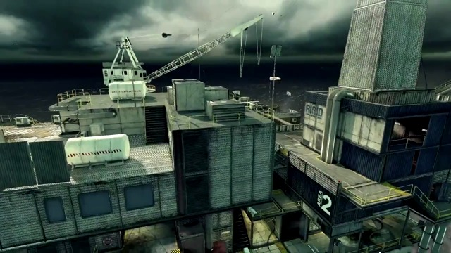 Oilrig Map-Trailer