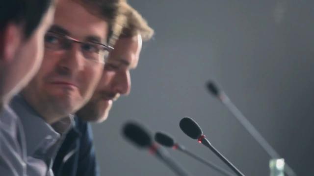 Pressekonferenz 3D-Spiel und Live-Ticker