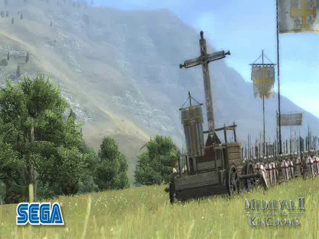 Entwickler-Vorstellung Crusades-Kampagne