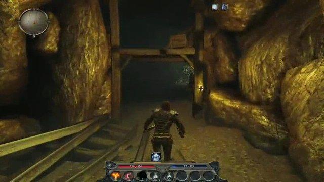 Secret Passage-Spielszenen