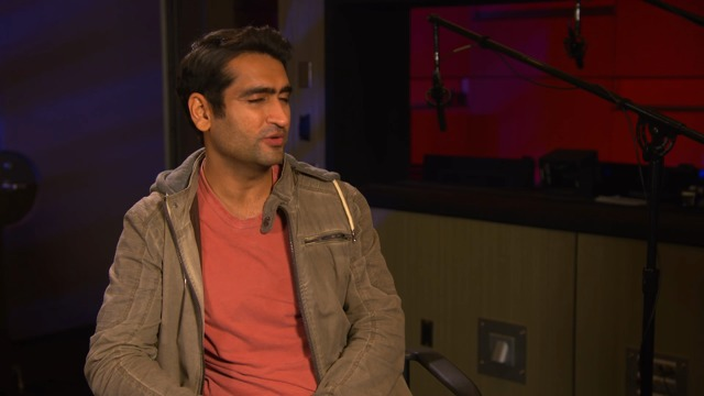 Kumail Nanjiani as The Agonizer