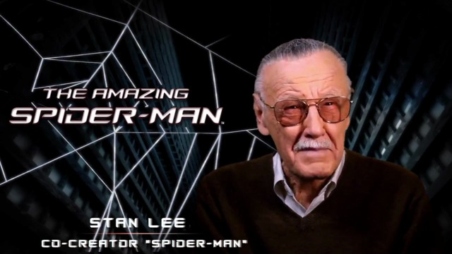 Stan Lee-Trailer