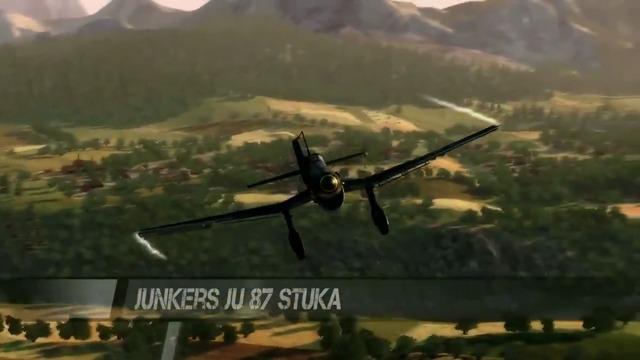 Famous Planes-Trailer