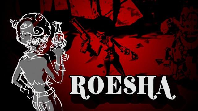 Co-Op Character Roesha
