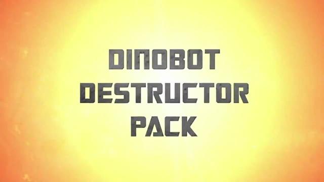 Dinobot Destructor DLC-Trailer