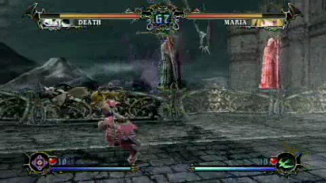 Death vs. Maria