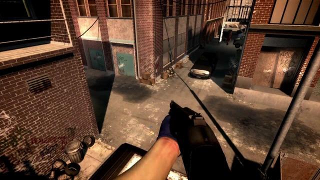 Slaughterhouse-Spielszenen