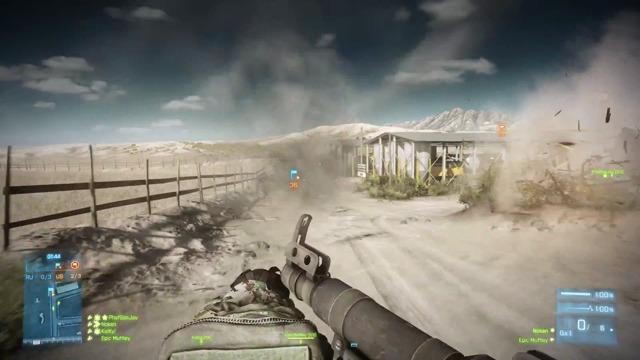 End Game DLC Spielszenen-Trailer