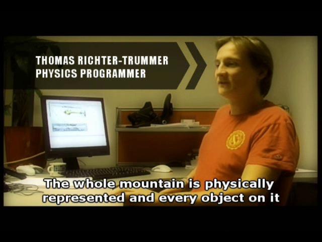Entwickler-Vorstellung Physik