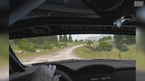 Gran Turismo Sport: VR-Rallye-Spielszenen: Im Subaru durch Sardegna
