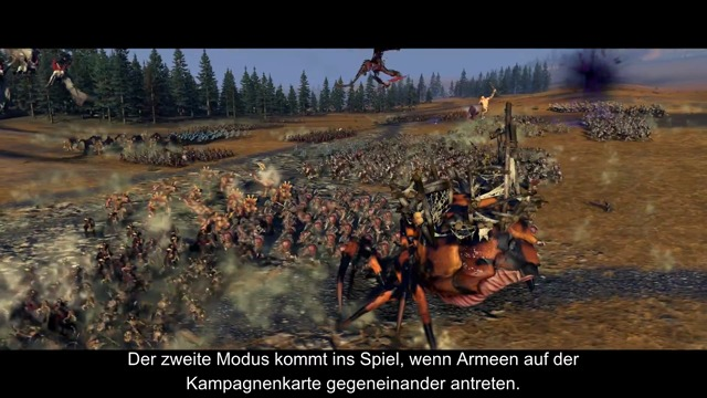 Was ist Total War: Warhammer?