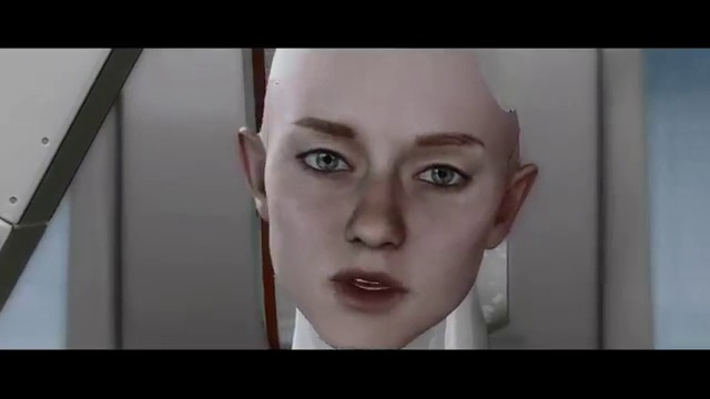 Quantic Dream - KARA-Techdemo
