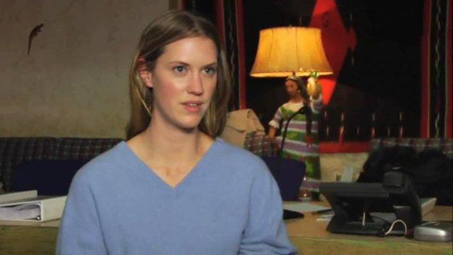 Lauren Lee Smith-Interview
