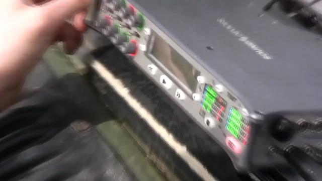 Audio-Aufnahmen: Waffensounds