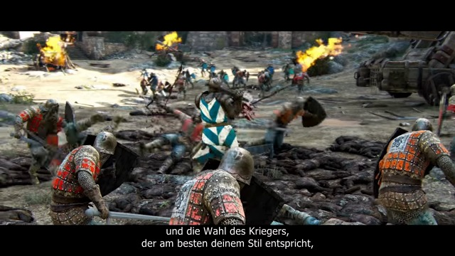 Was ist For Honor?