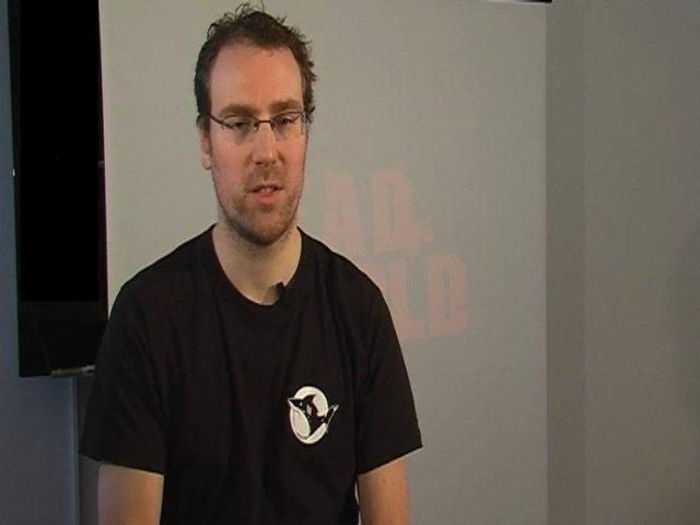 Martin Wahlund Interview