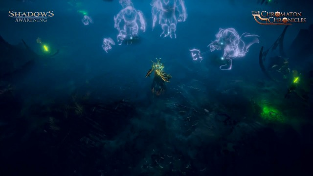 DLC: The Chromaton Chronicles - Trailer