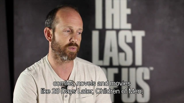 Naughty Dog-Interview